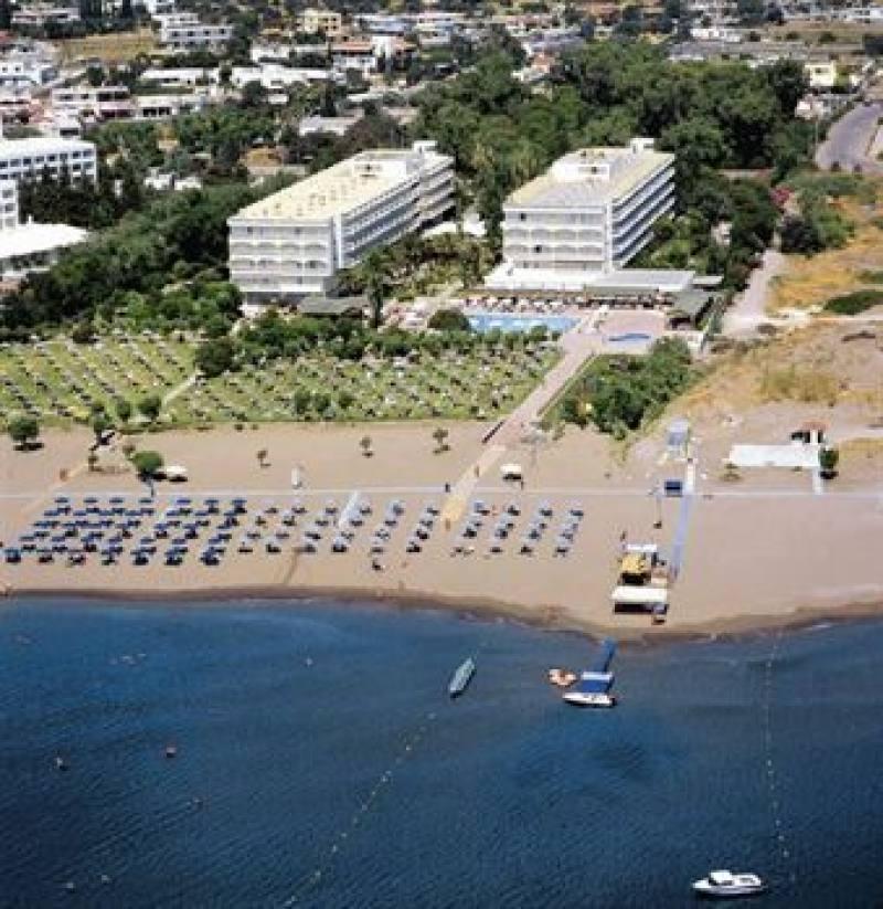 Hotel SENTIDO Apollo Blue Palace - Faliraki - Rhodos